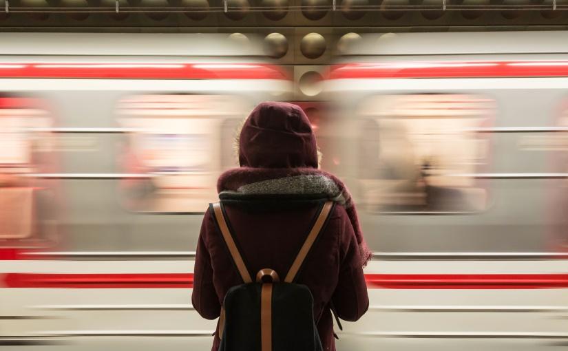 Wat te doen als de trein nietrijdt