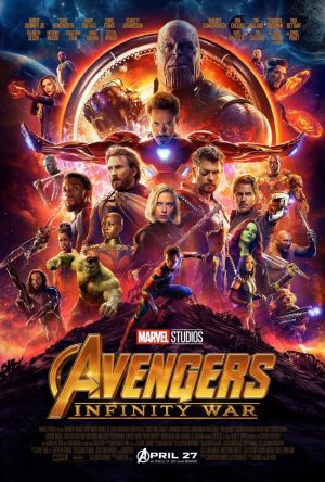 """Avengers: Infinity War"" f*cking hell"