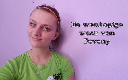 De wanhopige week van Deveny