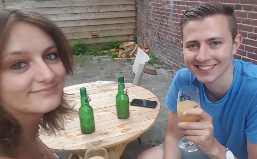De avonturen van Deveny en Erik: Bier brouwen part3