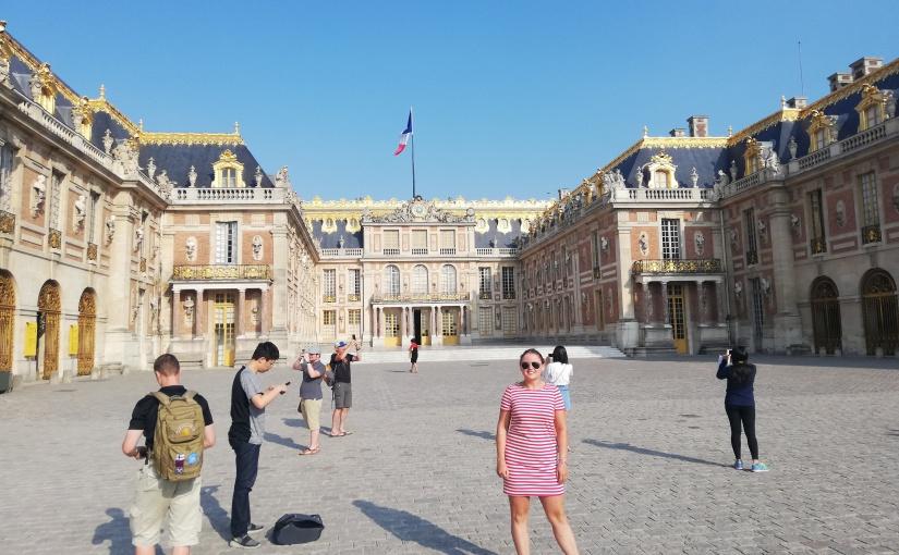 Allez les Bleus! – Mijn vakantiedagboek (deel1)