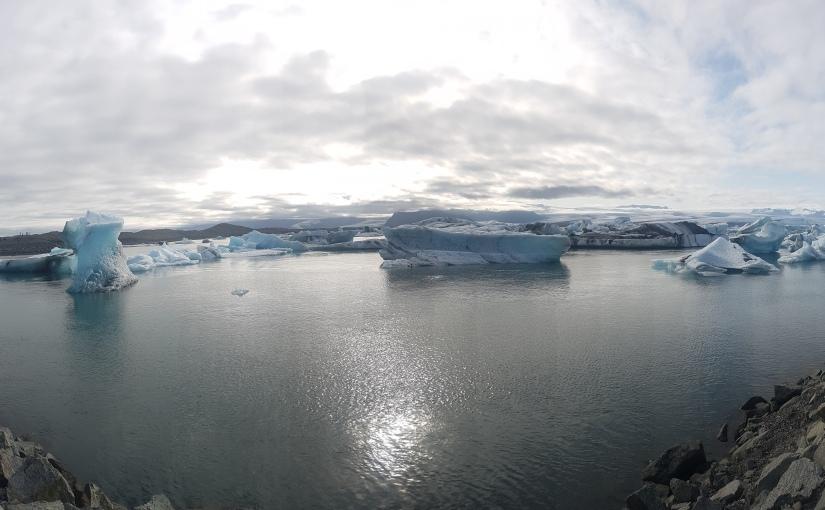 De avonturen van Deveny en Erik inIJsland