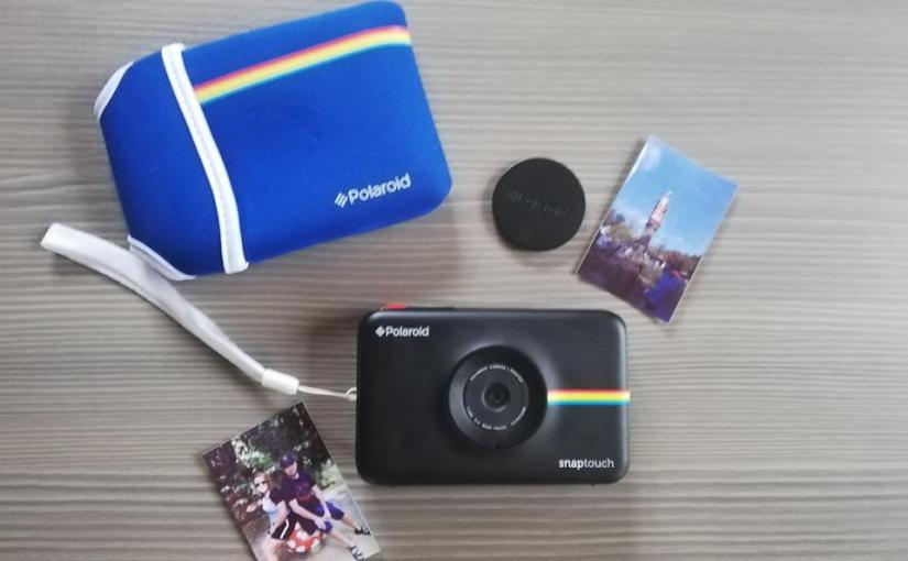 Oh, Snap! – De Polaroid Snap Touch