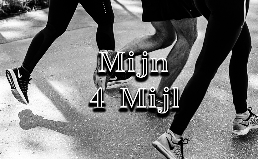 Mijn 4 mijl