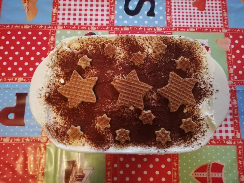 Kids-proof Speculaastiramisu