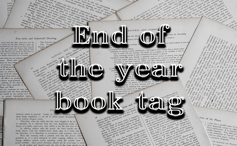 End of the Year BookTag