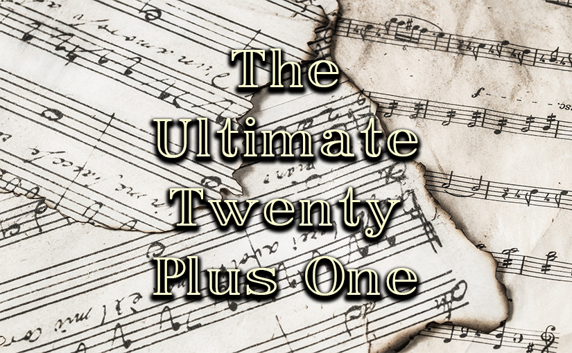 The Ultimate Twenty Plus One