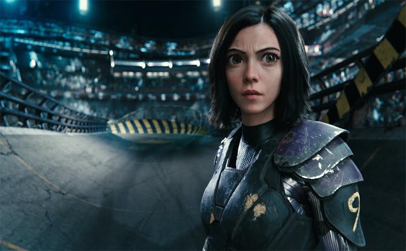"""""""Alita: Battle Angel"""" vecht zich naar deel2"""