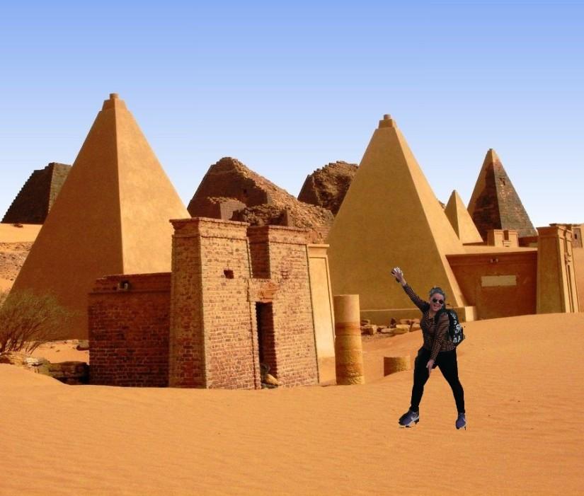Een tijdreisje naar Nubië met het DrentsMuseum