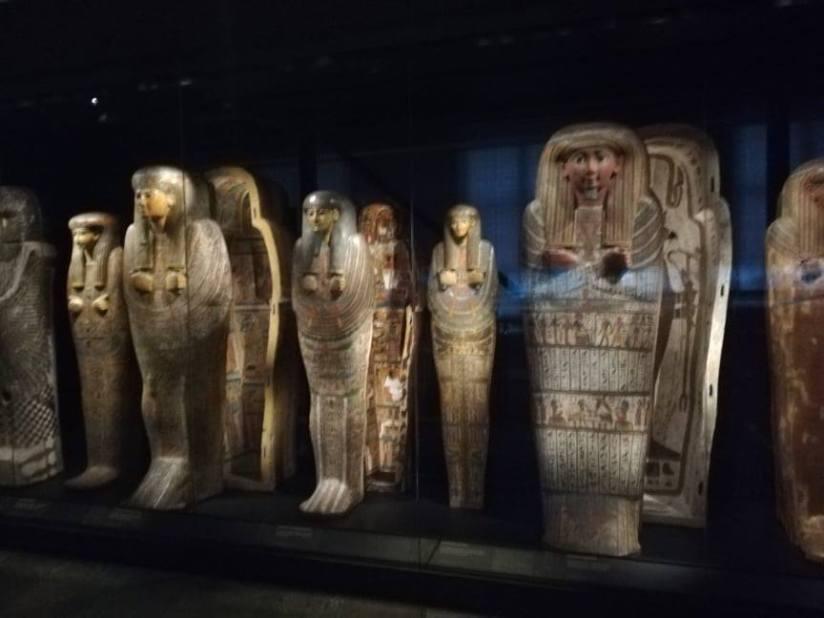 """""""Walk Like an Egyptian"""" in het Rijksmuseum vanOudheden"""