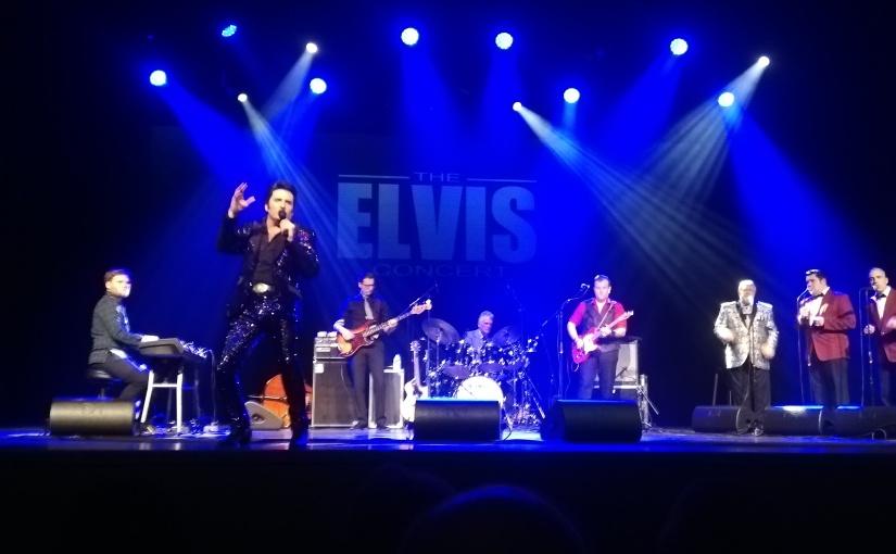 Angsten overwinnen bij The ElvisConcert