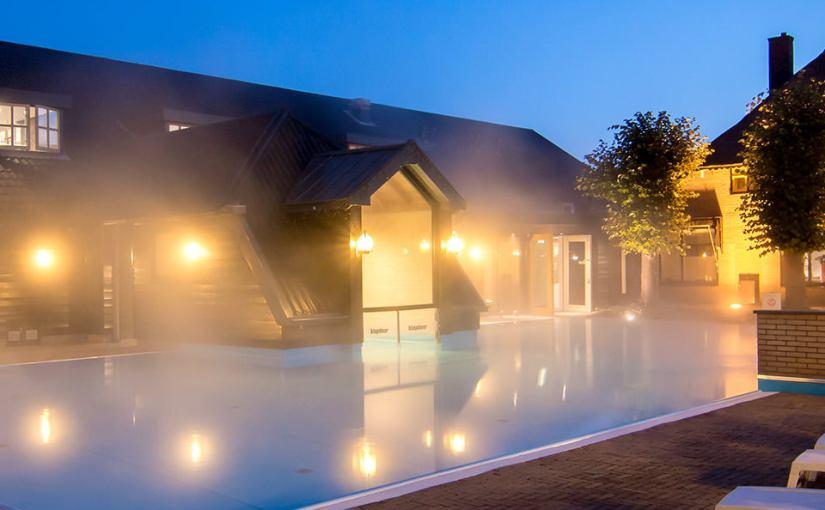 De minst relaxte sauna-dagooit