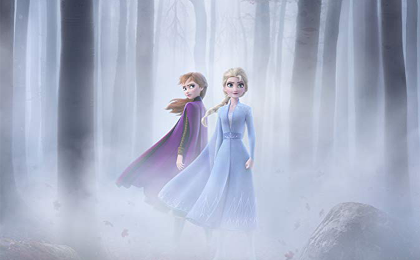 Into The Unknown met Frozen 2