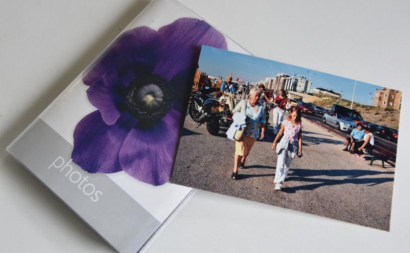 Trip down memory lane: Oma'sfotoalbum