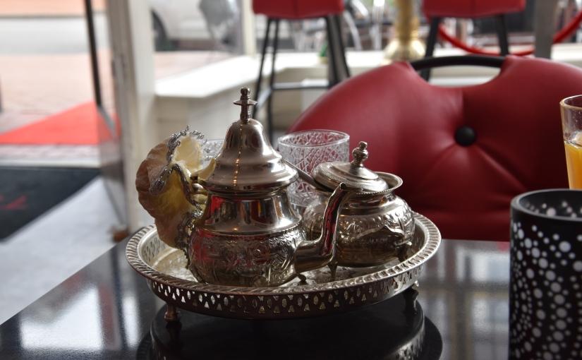 Arabische High Tea bijTajine