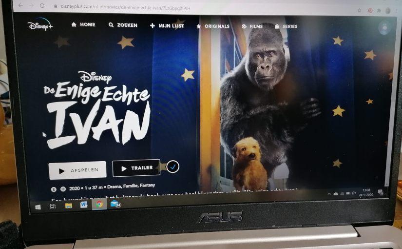 """""""The One and Only Ivan"""" tranentrekker voor elke dierenliefhebber"""