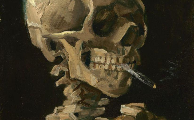 Kunst voor Dummies: Anti-rook campagne door VanGogh?