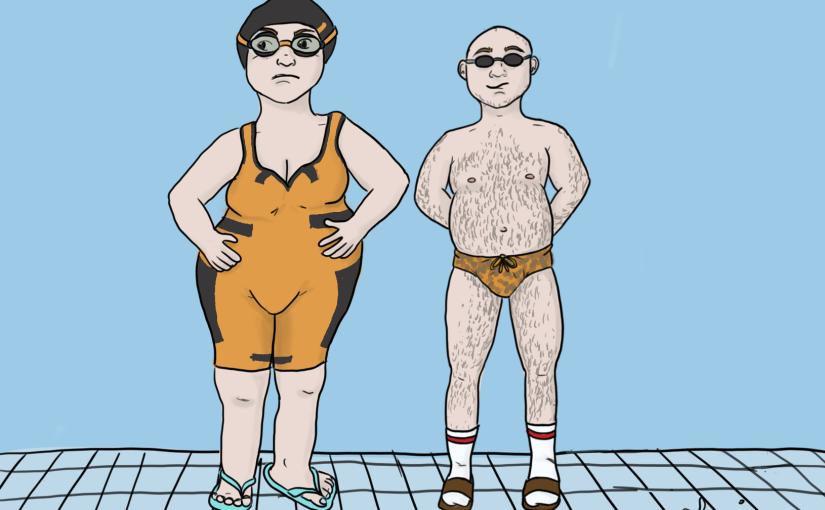 Zwembadverhalen